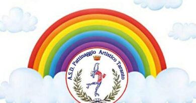 Il Pattinaggio Artistico Taranto non lascia soli i suoi atleti: nasce #teniamociincontatto