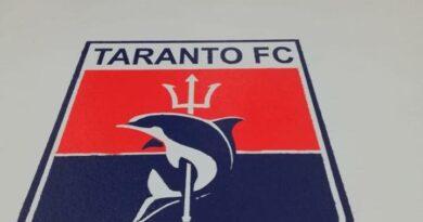 IL TARANTO RAGGIUNTO AL 95' DA L'EX FAVETTA
