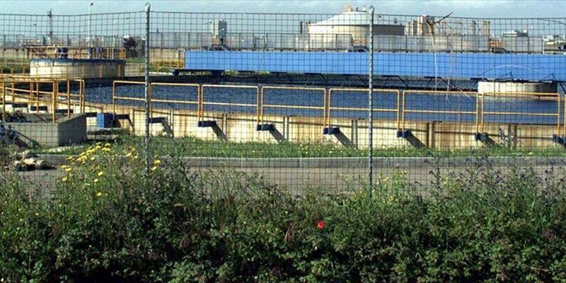 """""""L'uso dell'acqua affinata dagli impianti di depurazione sia deciso dai cittadini di Taranto"""""""