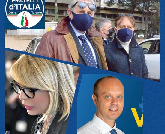 FdI-Melucci: no allo sperpero di denaro pubblico