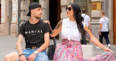 Esclusivo Eliana Michelazzo e il manager Marco Capillo, è amore?